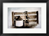 Brown Jug Fine Art Print