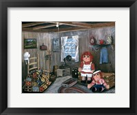 The Attic Fine Art Print