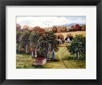 The Apple Orchard Fine Art Print