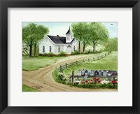 Plateau Methodist 2 Fine Art Print