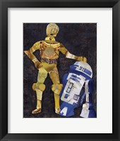 R2D2 Fine Art Print