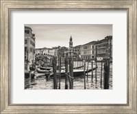 Venice BW Fine Art Print
