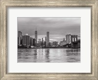 New York  BW 2 Fine Art Print