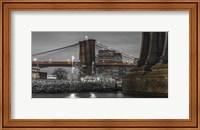 Under the Bridge Fine Art Print