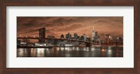 Bridge Pano Fine Art Print