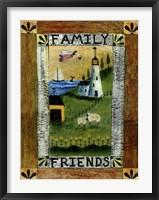 Family & Friends Fine Art Print