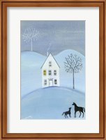 Early Winter Frost Fine Art Print