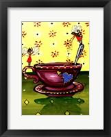 Teacup Fairies Fine Art Print