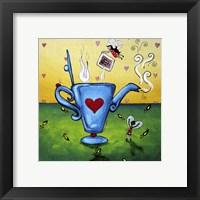 Teatime Fairies Fine Art Print