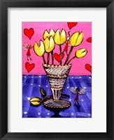 Tulip Fairies Fine Art Print
