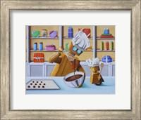 The Chocolatiers Fine Art Print