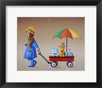 Just Another Rainy Day Fine Art Print