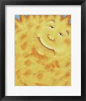 Sunny Smile Fine Art Print