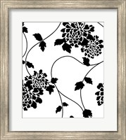 Ceil Jaune Pattern 3 Fine Art Print