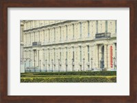 Louvre Department Of Applied Arts Fine Art Print