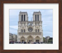 Notre Dame de Paris I Fine Art Print