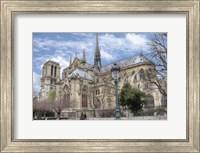 Notre Dame de Paris II Fine Art Print