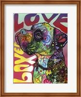Boxer Love Fine Art Print