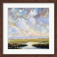 The Marsh Fine Art Print