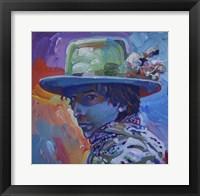 Bob Dylan 70S Fine Art Print