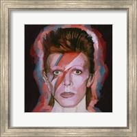 David Bowie Alladin - Sane Fine Art Print