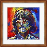 George Harrison Glasses Fine Art Print