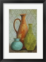 Still Life Vases Fine Art Print