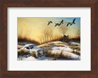 Winter Retreat 2 Fine Art Print