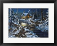Woodland Retreat Fine Art Print