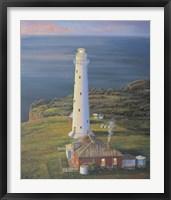 Cape Wickham Light Fine Art Print