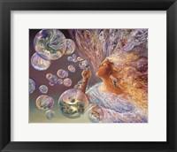 Bubble Flower Fine Art Print