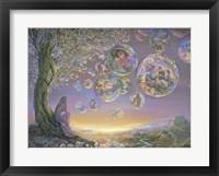 Bubble Tree Fine Art Print