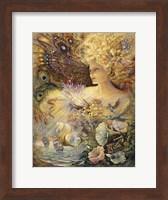 Crystal Of Enchantment Fine Art Print