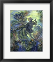 For The Love Of A Mermaid Fine Art Print