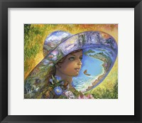 Hat Of Timeless Places Fine Art Print