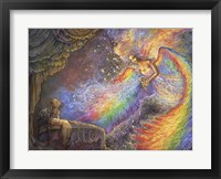 Healing Angel Fine Art Print