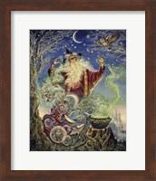 Merlin's Magic Fine Art Print