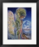 Sadness Of Gaia Fine Art Print