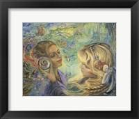 Shared Treasure Fine Art Print