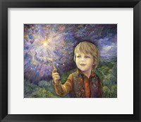 Young Wizard Fine Art Print