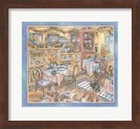 Tearoom Fine Art Print