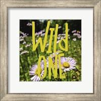 Wild One Flowers Fine Art Print