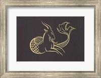 Capricorn - Remarque Fine Art Print