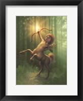 Child Centaur Fine Art Print