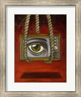 Eyewitness 2 Fine Art Print