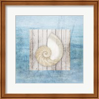 Framed Gypsy Sea V2 3 Fine Art Print