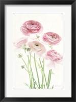 Light and Bright Floral V Fine Art Print