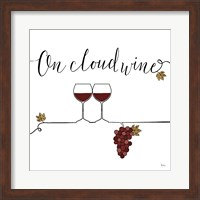 Underlined Wine VIII Fine Art Print