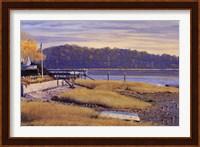 Autumn Marsh Fine Art Print
