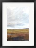 Sunset Over The Marsh III Fine Art Print